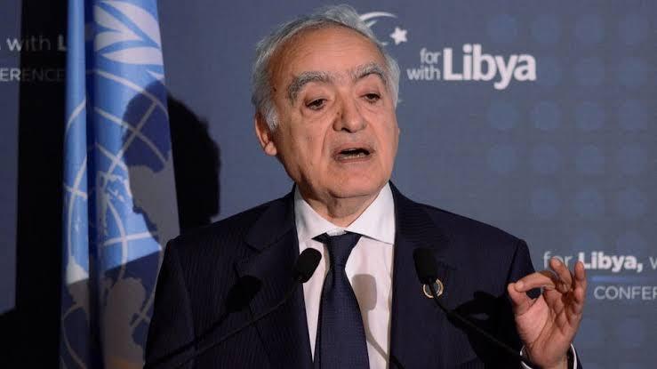 مبعوث الأمم المتحدة إلى ليبيا غسان سلامة