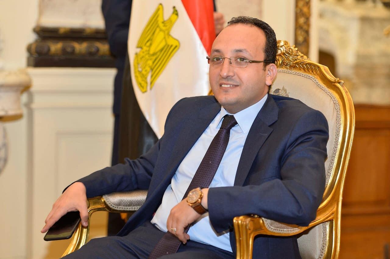 هاني يونس- المستشار الإعلامي لمجلس الوزراء المصري