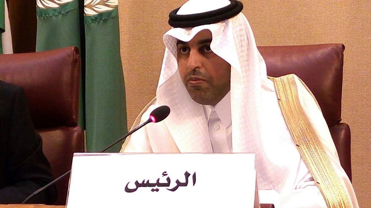 رئيس البرلمان العربي، الدكتور مشعل السلمي