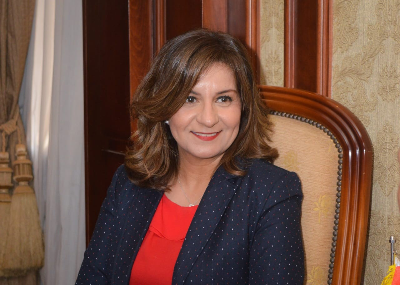 وزيرة الهجرة وشئون المصريين بالخارج