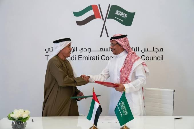 مجلس التنسيق السعودي الإماراتي