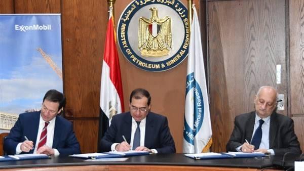توقيع الاتفاقيات