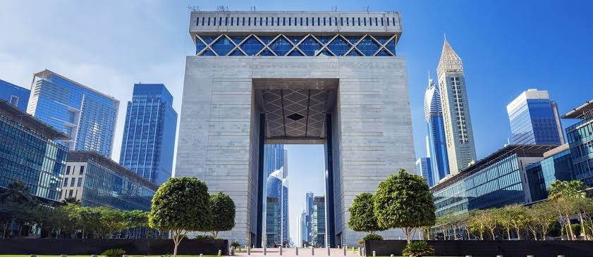 مركز دبي المالي