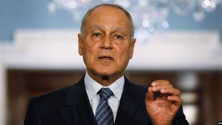 أمين الجامعة العربية