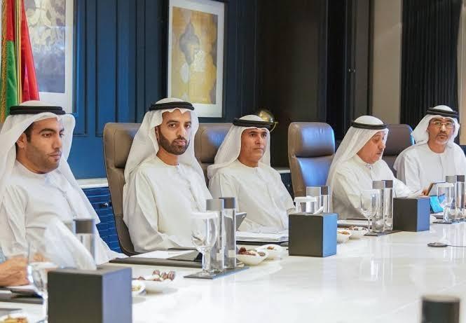 المجلس التنفيذي لإمارة رأس الخيمـة