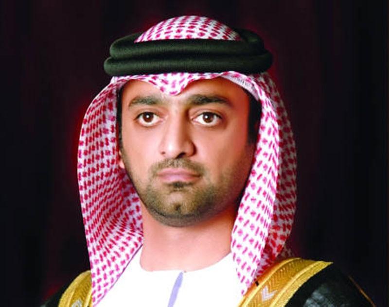 الشيخ عمار بن حميد النعيمي