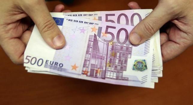 انخفاض اليورو