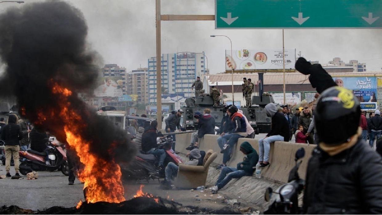 اشتباكات في لبنان