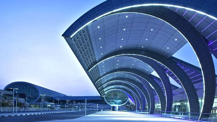 مطار دبي ورلد سنترال