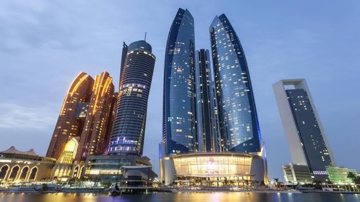 المنشآت الفندقية في إمارة أبوظبي