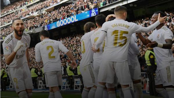 موعد مباراة ليفانتي وريال مدريد والتشكيل المتوقع لها