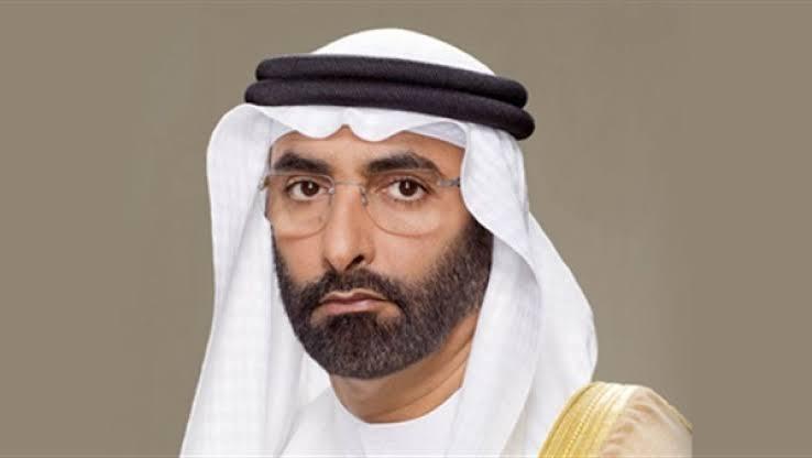 وزير الدفاع الإماراتي