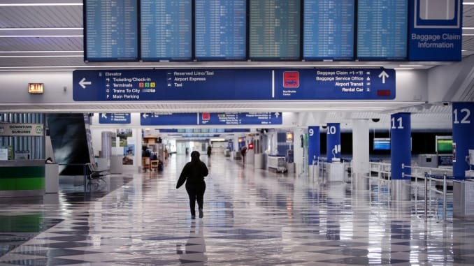 Germany extends travel warning for non-European states