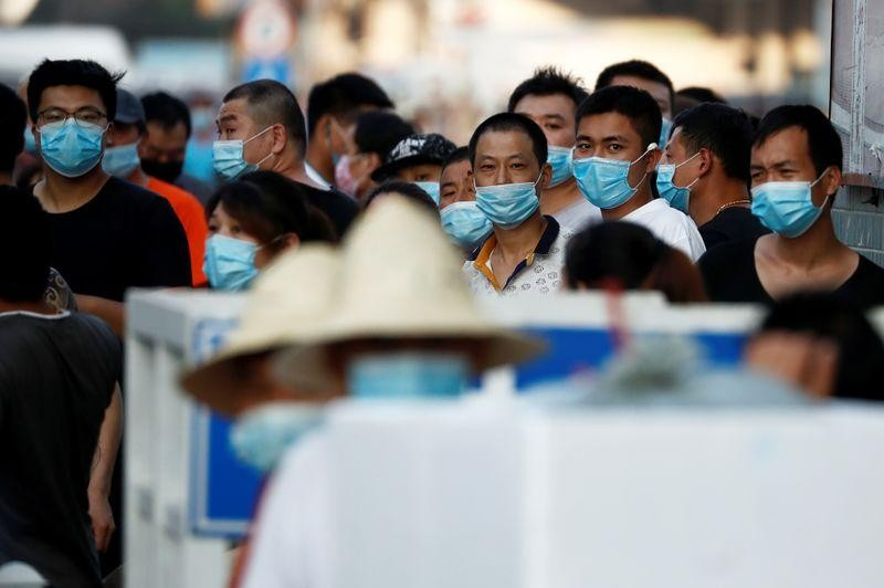 China reports 57 new coronavirus cases amid Beijing outbreak