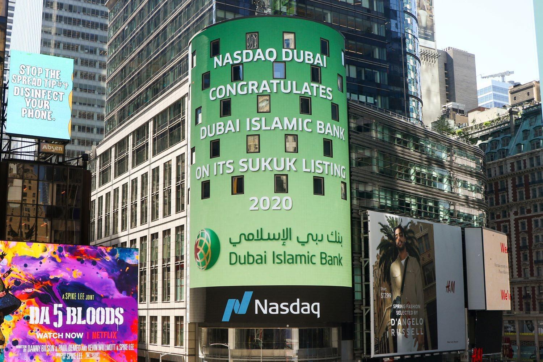 Nasdaq Dubai congratulates Dubai Islamic Bank