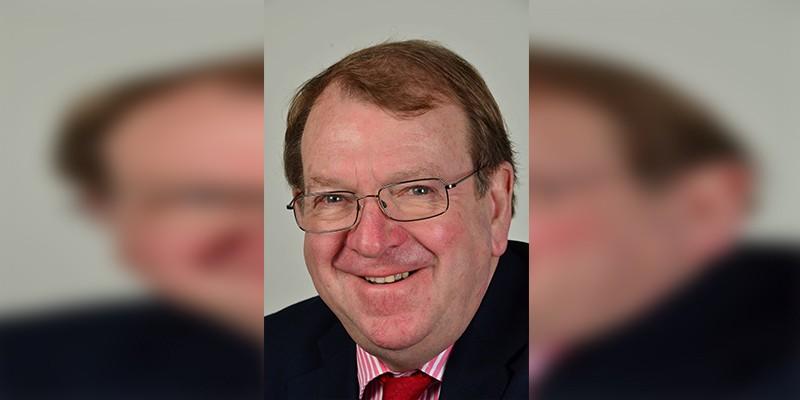 ستروان ستيفنسون عضو البرلمان الأوروبي السابق