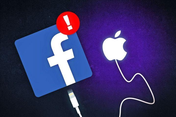 فيسبوك وآبل ـ أرشيفية
