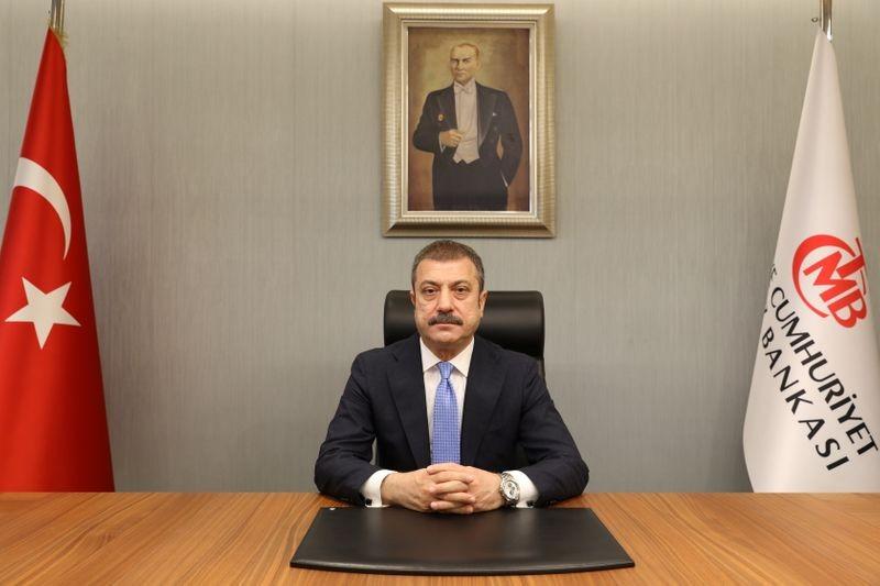 عزل محافظ البنك المركزي التركي