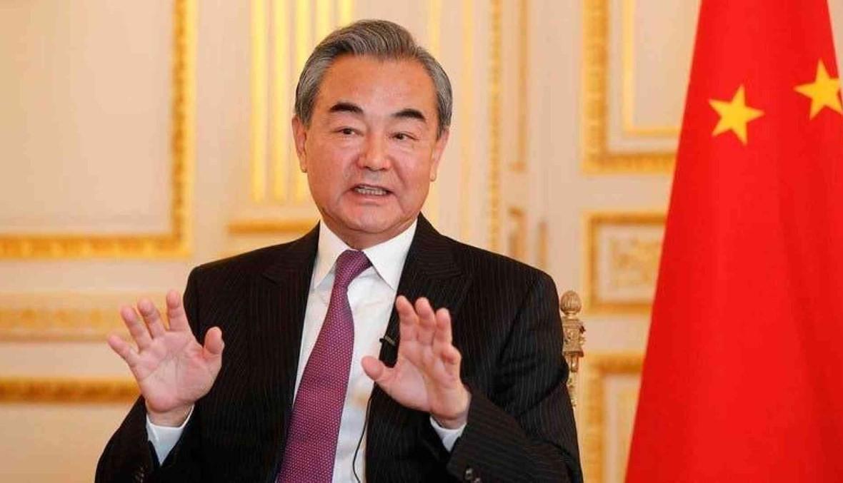 وزير خارجية الصين