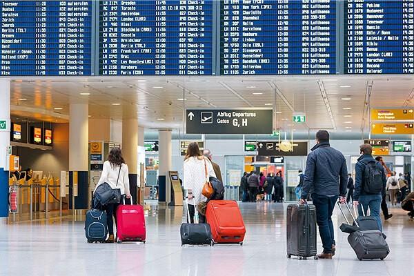 مطار - أرشيفية