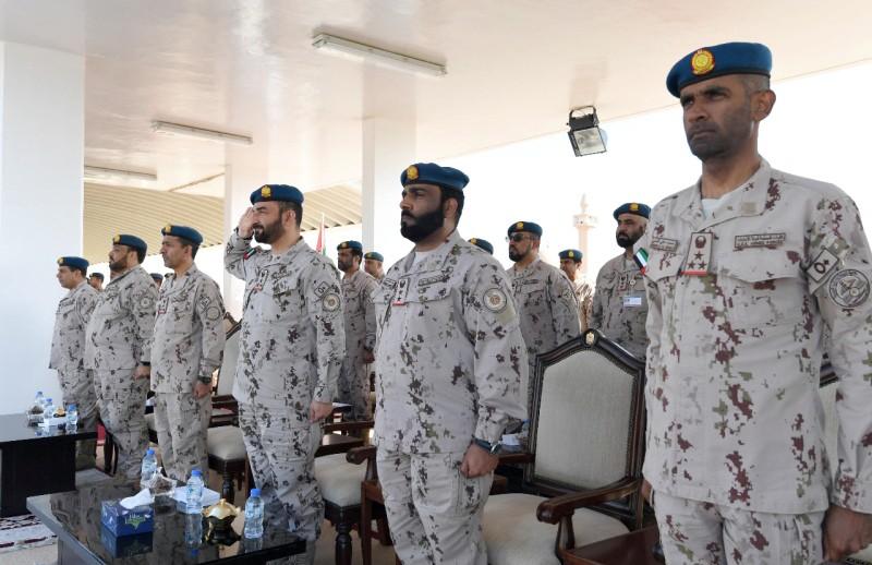 القوات الإماراتية - أرشيفيةالإ