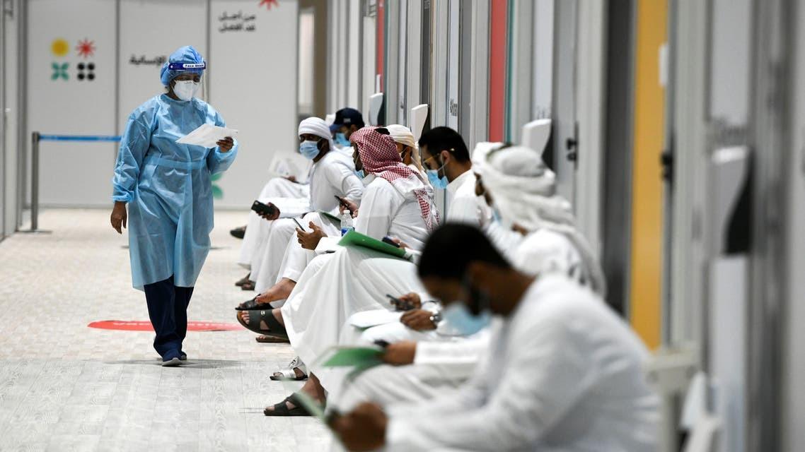 الإمارات تقدم 57 ألف جرعة جديدة من لقاحات كورونا في يوم