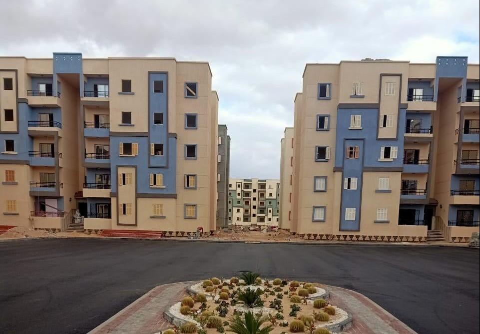 الإسكان الاجتماعي
