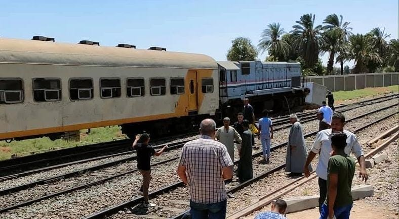 حادث القطار