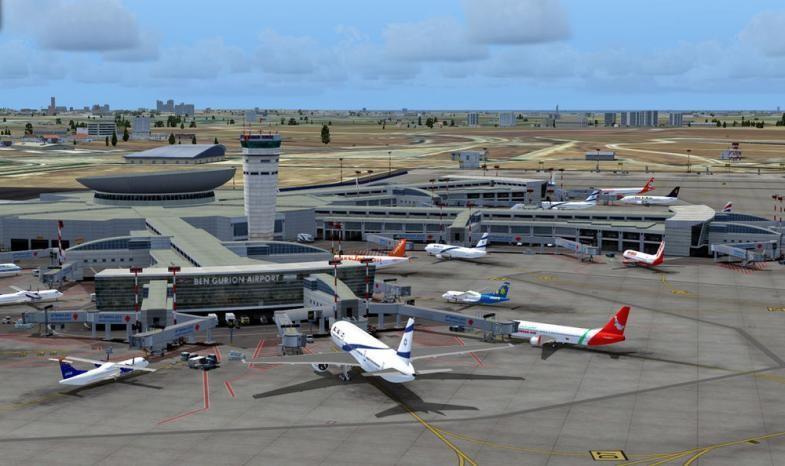 مطار اللد