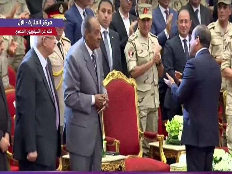 عاجل.. السيسي يعلن الحداد الوطني على وفاة المشير حسين طنطاوي