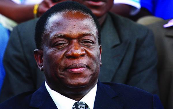 رئيس زيمبابوي إيمرسون منانجاجوا