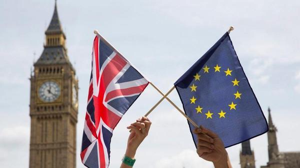 العلاقات البريطانية الأوروبية