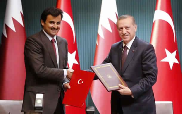 تركيا وقطر توقعان 15 اتفاقية في عدة مجالات