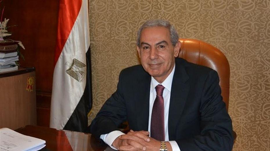 وزير الصناعة والتجارة الخارجية المصرى طارق قابيل