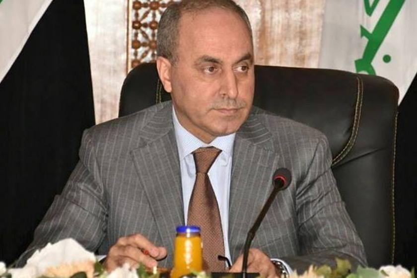 وزير التجارة العراقى سلمان الجميلي
