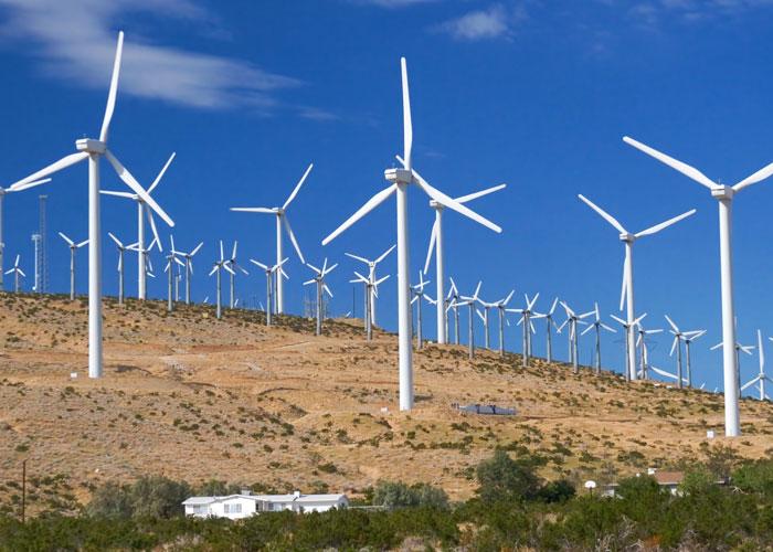 مشروع محطة ظفار لطاقة الرياح