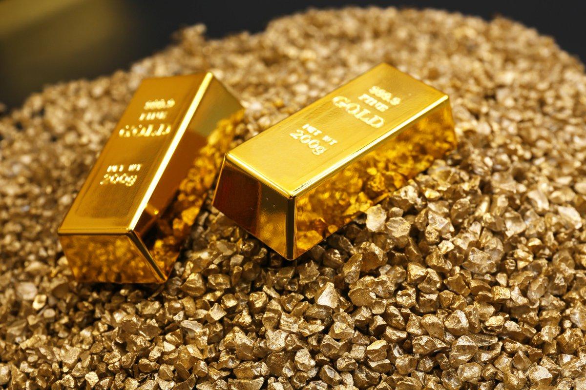 ارتفاع أسعار الذهب في التعاملات الأمريكية
