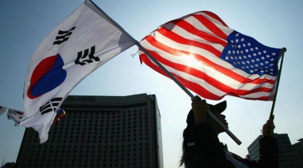 العلاقات الأمريكية الكورية الجنوبية