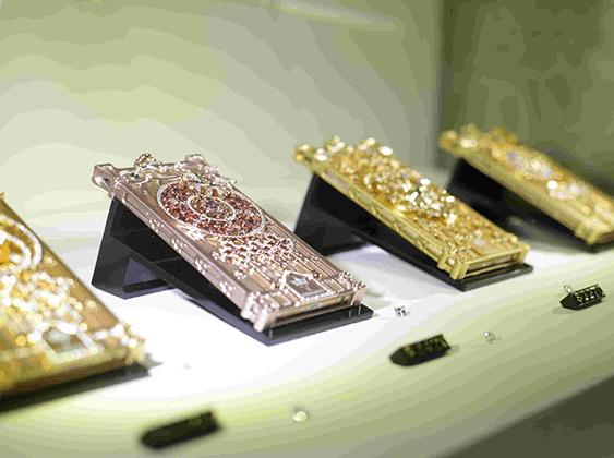 معرض للمجوهرات
