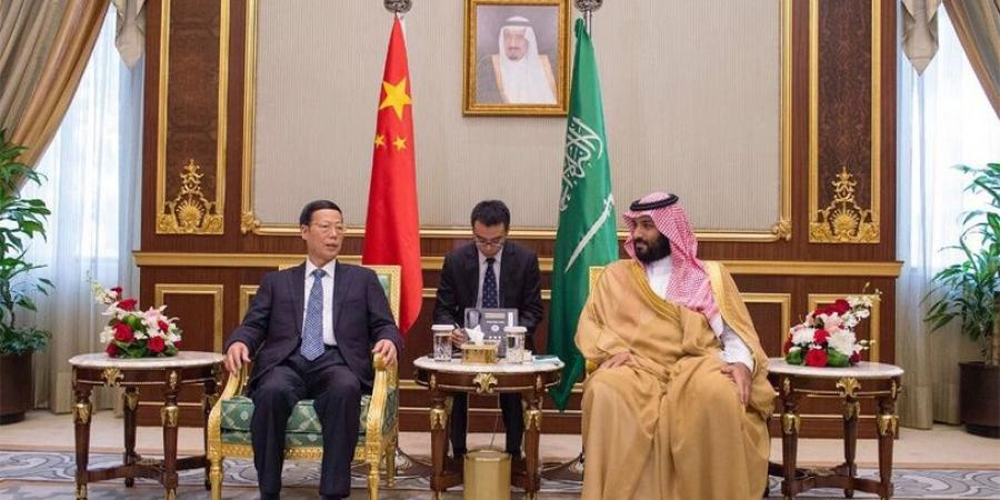 قبل توقيع الاتفاقية السعودية الصينية