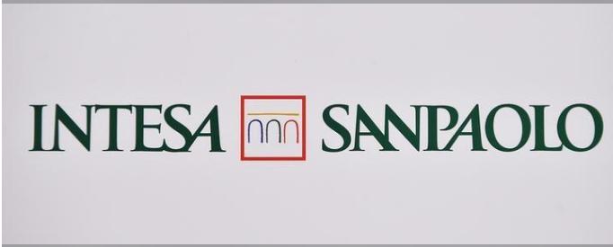 شعار بنك انتيسا سانباولو الايطالي