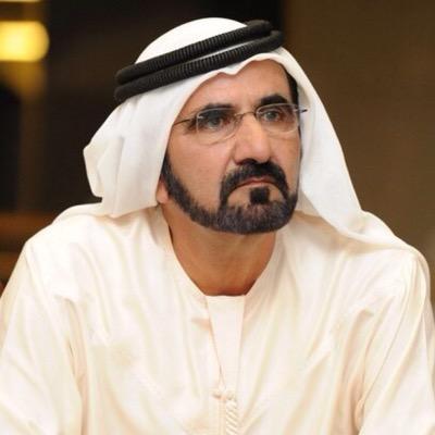 صاحب السموّالشيخ محمد بن راشد آل مكتوم