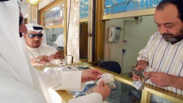سوق الصرافة المحلية في الكويت