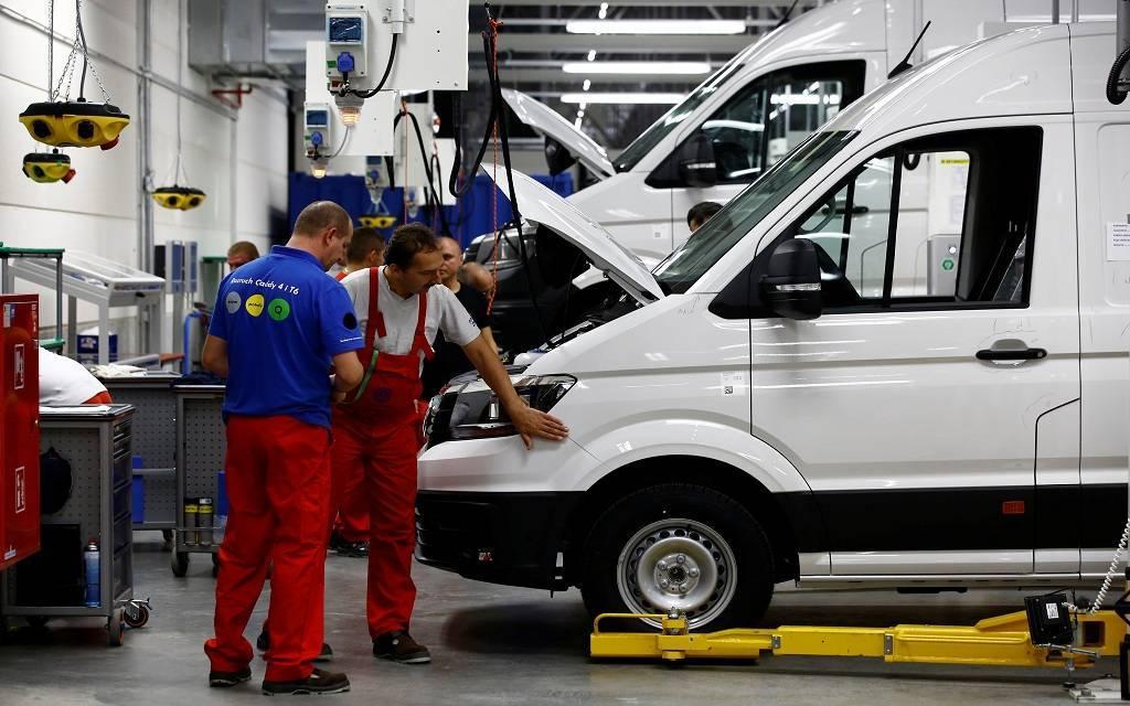 الإنتاج الصناعي بالصين