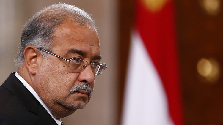 رئيس مجلس الوزراء المصري