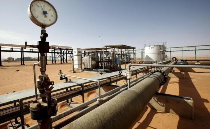 حقل نفط الشرارة الليبي