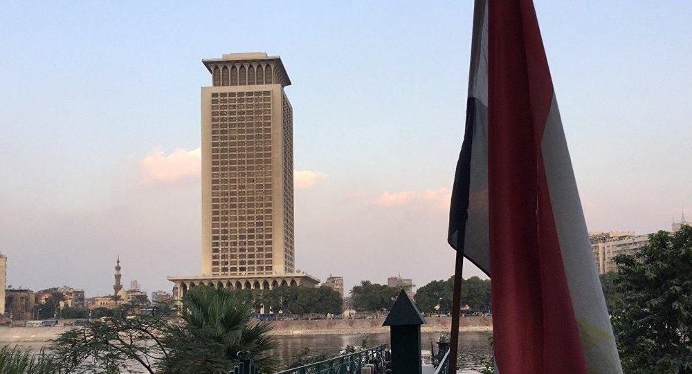 الخارجية المصرية