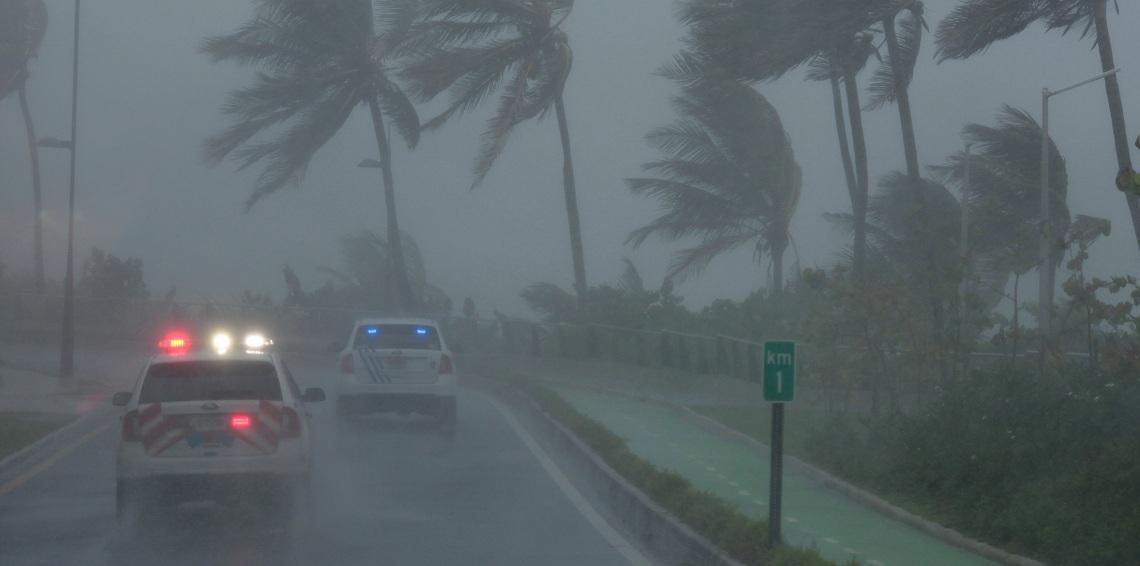 الاعصار إرما