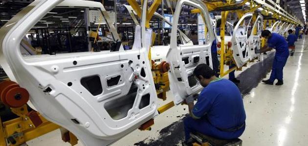 صناعة السيارات في الصين