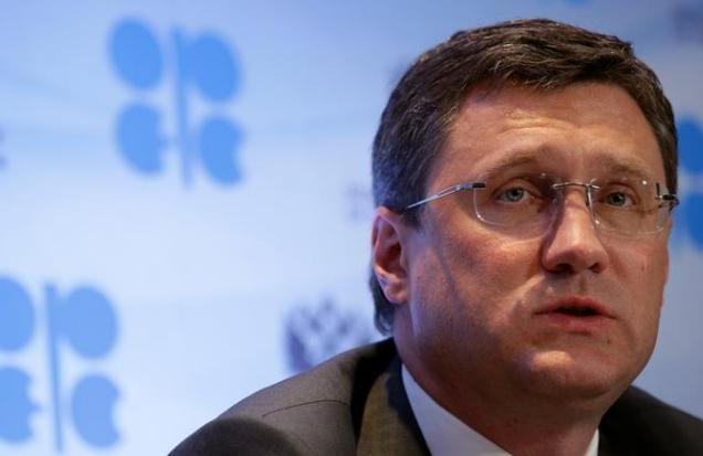 وزير الطاقة الروسي الكسندر نوفاك